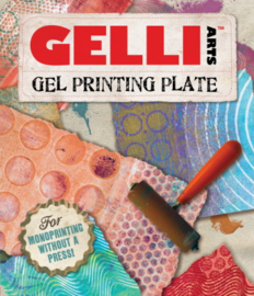 Gelli Arts Gel Printing Plate 30,5x35,5 cm