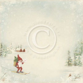 Pion Design - Winter in Swedish Lapland - Nisse - 12x12