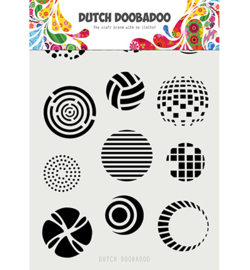 Dutch Doobadoo - 470.715.177 - Dutch Mask Art Techno