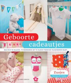 Forte Boek - Geboorte cadeautjes - Zusjes Tatiana & Nadia