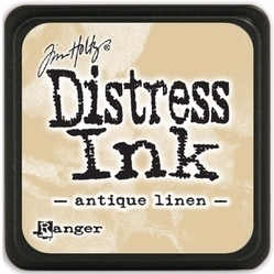 Tim Holtz distress mini ink antique linen
