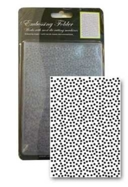 Central Craft Collection Embossing Folder Dots 10,5x15cm - CCC-4017