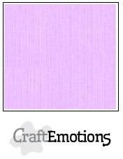 CraftEmotions linnenkarton eucalyptus-pastel 27x13,5cm 250gr