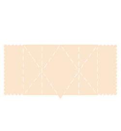 Joy! Crafts - 6005/0005 - Polybesa stencil kaartvorm met ruit