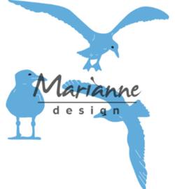 Marianne D Creatables LR0595 - Tiny's sea gulls