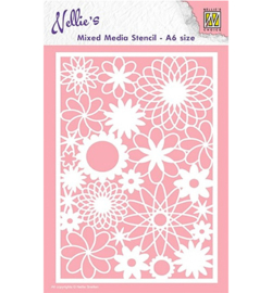 Nellie`s Choice MMSA6-006 - Flowers