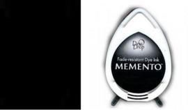 Memento Dew Drop inktkussen Tuxedo Black MD-000-900