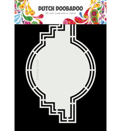 Dutch Doobadoo - 470.713.206 - Dutch Shape Art Janneke