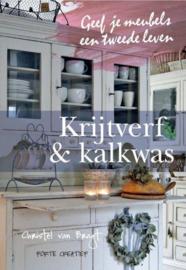 Forte Boek - Krijtverf & Kalkwas - Christel van Bragt