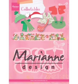 Marianne D Collectable Eline`s kleding COL1438