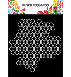 Dutch Doobadoo - 470715614 - Mask Art Grid