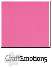 CraftEmotions linnenkarton - magenta LHC-41 A4 250gr