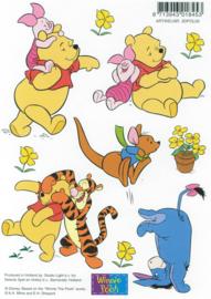 A5 Winnie the Pooh by Studio Light - 3DPOL05
