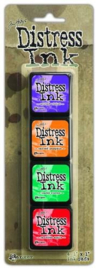 Ranger Distress Mini Ink Kit 15 TDPK46752 Tim Holtz