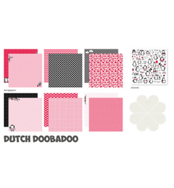 Dutch Doobadoo - 473.005.004 - Crafty Kit XL Sweet Heart