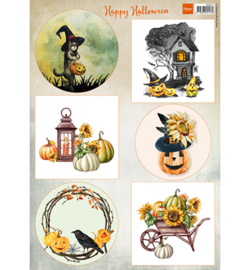 Marianne D Knipvel VK9571 - Happy Halloween