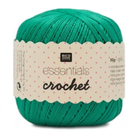 Rico Design - Essentials Crochet 8 Mint