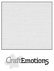 CraftEmotions linnenkarton antiek grijs 30,5x30,5cm