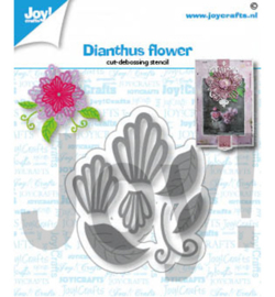 Joy! Crafts - 6002/1430 - Dianthus bloem