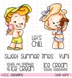 C.C.Designs - Roberto's Rascals - Ice Scream - RB1124