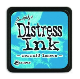 Tim Holtz distress mini ink mermaid lagoon