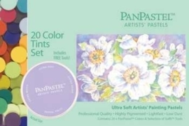 PanPastel set 20 Tints