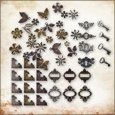Decoratie materiaal