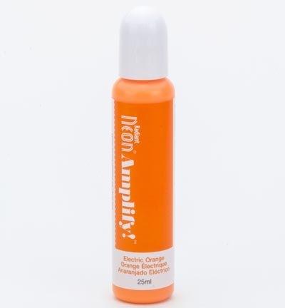 Electric Orange  - Tsukineko - Radiant Amplify