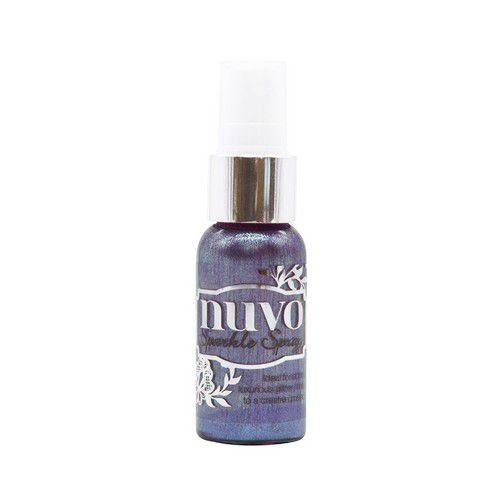 Nuvo Sparkle Spray - Lavender Lining 1662N