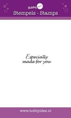 Stempel Especially made for you