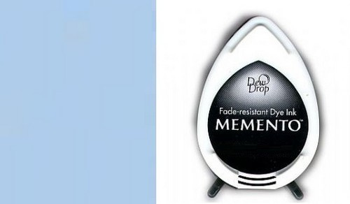 Memento Dew Drop inktkussen Summer Sky MD-000-604