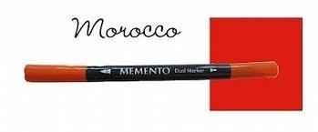 Memento marker Marocco