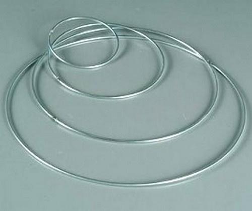 Ring metaal 4mm - 45 cm (1 stuks)