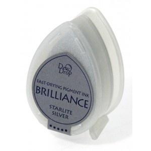 Brilliance Dew Drop, Starlite Silver