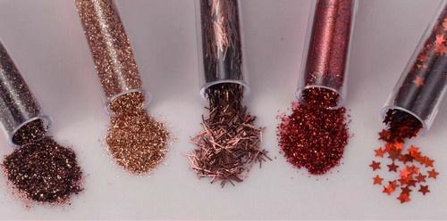 Glitterset assorti Delicious 1,8 GR 5 ST