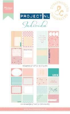 Marianne D Card set Project NL - Individu PL2504