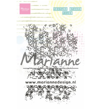 Marianne D Stempel - MM1629 - Texture Stamps - Tiles