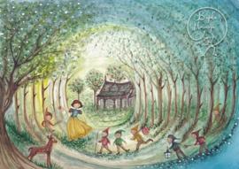 Snow White, Bijdehansje