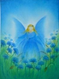 Kaart Het Vlindervrouwtje, Baukje Exler