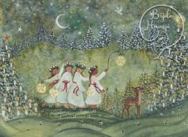 Advent, Bijdehansje