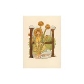 H letterkaart, Adelborg