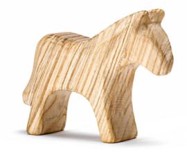 Paard - naturel hout, Ostheimer