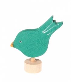 Pikkende Vogel steker, Grimm's