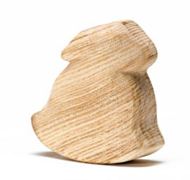 Schommel Haasje - naturel hout, Ostheimer