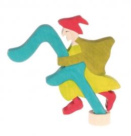 Sprookjescijfer: 7 steker Grimm's