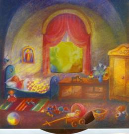 Draaiplaat Kinderkamer, Gabriela de Calvalho
