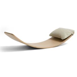 Pillow Wobbel Original - OATMEAL