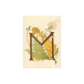 M letterkaart, Adelborg