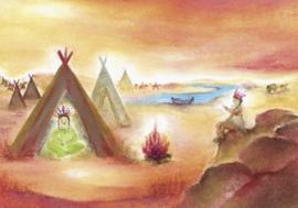 Indianen, Baukje Exler