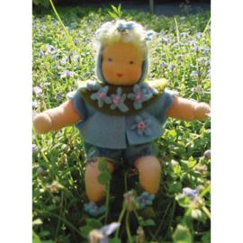 Bloemenkindjes: Vergeet-Mij-Niet, atelier de Witte Engel